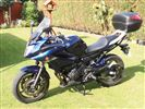 Yamaha XJ6 DIVERSION XJ6SA (ABS) (2010/10)