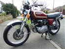 Honda CB550 F2 SUPERSPORT (1976)