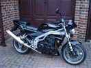 Triumph SPEED TRIPLE 955I  (2003/03)