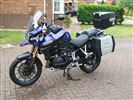 Triumph TIGER 1200 EXPLORER  (2013/13)