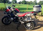 BMW R1200GS ADVENTURE Dynamic & premium pack (2008/08)