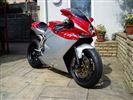 "Mv Agusta F4 1078RR 312 MONO ""single seat"" (2009/59)"