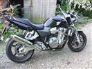 Honda CB1300F Naked muscle bike (2004/04)