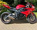 Triumph DAYTONA 675 ABS 2014, Supersports (2014/14)