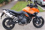 KTM 990 SUPERMOTO TOURING ABS (2011/11)