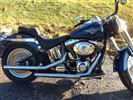 Harley Davidson FAT BOY  (2000/W)