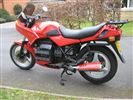 BMW K75S Faired (1991/H)