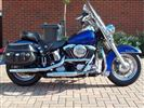 Harley Davidson SOFTAIL Heritage Classic (1998/S)