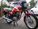 Honda CG125 125 electric start (2002/52)