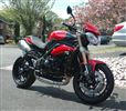 Triumph SPEED TRIPLE 1050  (2012/61)