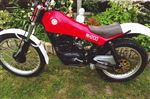 Montesa COTA MH200 Twin shock (1982)