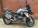 BMW R1200GS TE Liquid Cooled (2013/13)