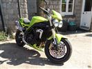 Triumph SPEED TRIPLE 1050  (2007/57)