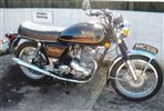 Norton COMMANDO INTERSTATE (1972)