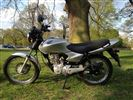 Honda CG125 Electric Start (2006/06)