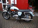 Triumph BONNEVILLE T100 50th Anniversary Ltd ED (2008/58)