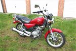 Yamaha YBR125 Custom - commucter/learner (2010/60)