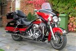 Harley Davidson ELECTRA GLIDE LTD FLHTK 103ci with Factory Custom Paint (2010/10)