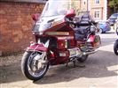 Honda GL1500 GOLDWING SE 20th Anniversary (1995/M)