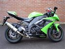 Kawasaki ZX-10R Performance Edition (2010/10)