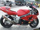Suzuki GSX-R600 Track race/road bike (1999/T)