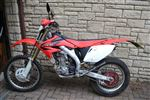 Honda CRF450X Enduro X model (2005/05)