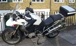 BMW R1200GS Factory Lowered Suspension (2010/10)