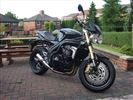 Triumph SPEED TRIPLE 1050  (2007/07)