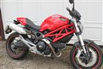 Ducati MONSTER 696 Plus (2008/08)
