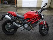 Ducati MONSTER 696 ABS (2012/61)