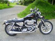 Harley Davidson SPORTSTER 1200 WITH 1250CC CONVERSION (1997/P)