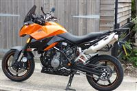 KTM 990 SUPERMOTO TOURING Traveller Edition (2011/11)