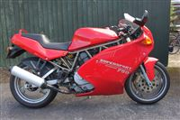 Ducati 750SS Full Fairing / Twin Front Disc (1995/N)