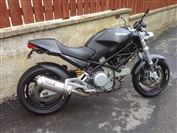 Ducati MONSTER 620 Dark (2005/05)
