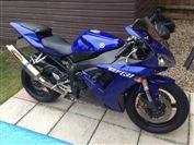 Yamaha R1 Fuel injected (2002/02)