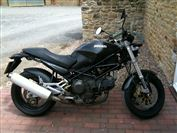 Ducati MONSTER 900 I.e. Dark 2001 City (2002/51)