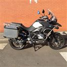BMW R1200GS ADVENTURE Triple Black (2012/12)