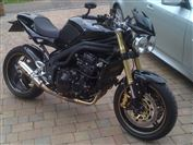 Triumph SPEED TRIPLE 1050  (2007/08)