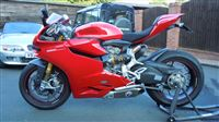Ducati 1199 PANIGALE S ABS (2013/63)