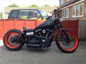 Harley Davidson STREET BOB Custom Build (2009/59)