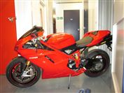 Ducati 1198SP Red frame (2011/11)