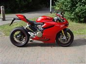 Ducati 1199 PANIGALE S ABS (2012/62)