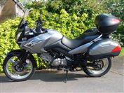 Suzuki DL650 V-STROM Grand Tourer (2010/60)