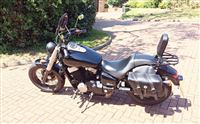Honda VT750 SHADOW Black Spirit (2010/10)