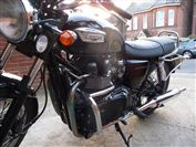 Triumph BONNEVILLE 800 All black edition (2006/06)