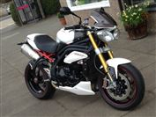 Triumph SPEED TRIPLE 1050 R Launch (2012/06)