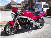 Triumph SPEED TRIPLE 955I  (2002/Y)