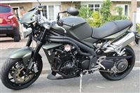Triumph SPEED TRIPLE 1050  (2010/60)