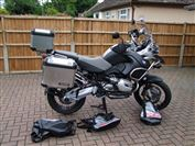 BMW R1200GS ADVENTURE  (2008/08)