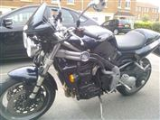 Triumph SPEED TRIPLE 955I  (2001/Y)